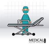 Medizinische Symbol — Stockvektor