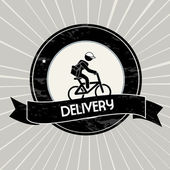 Delivery — Stock Vector