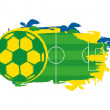Stock Vector: Brazil design