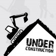 Under construction — Imagen vectorial