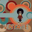 Vintage style design — Stock Vector #35990839