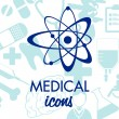 Medical design — Stok Vektör