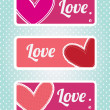 Love design — Stock Vector