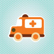Ambulance — Stock Vector #36225447