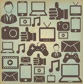 Multimedia — Vecteur