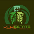 Real estate — Stok Vektör