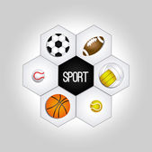 Sports — Stock Vector
