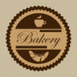 Bakery — Stock Vector