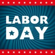 Happy labor day — Stock Vector #37209961