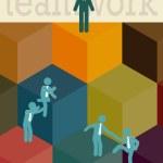 Teamwork — Stock Vector #37719497