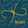 Beatiful butterfly — Stock Vector #37765407