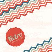 Retro label — Stock Vector