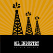 Oil industry — Stock Vector #38327321