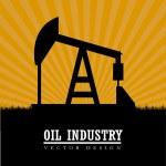 Постер, плакат: Oil industry