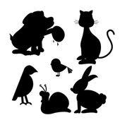 Mascot design — Stock Vector