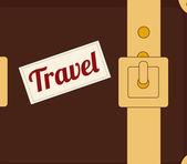 Travel — Stock Vector