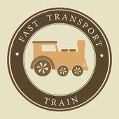 Transport design — Stock Vector