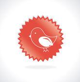 Bird — Stock Vector