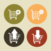 Commerce design — Stock Vector