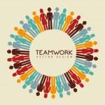 Teamwork — Stock Vector #39663743