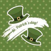 Saintt patrick day — Stockvector