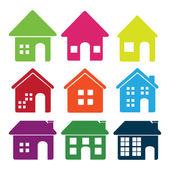Fastighetsmäklare — Stockvektor
