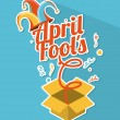 April fools day — Stock Vector #40445225