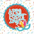 April fools day — Stock Vector #40857647