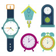 Vector de stock : Watches