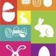 Happy easter design — Stock Vector #42169677