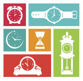 Time watch — Stock Vector