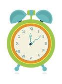 Saat simgesi — Stok Vektör