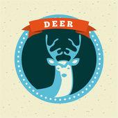 Hunting design  — Stock Vector