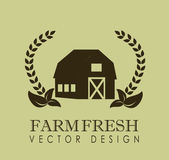 Farm design — Stock Vector