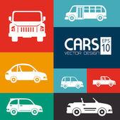 Car design — Stock Vector