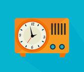 Timewatch design — Stockvector