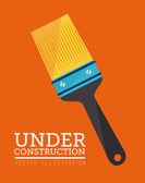 Construction tools — Stock Vector