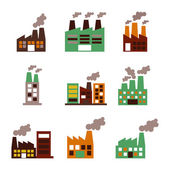 Industry design — Stock Vector
