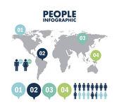 Projeto pessoas — Vetorial Stock