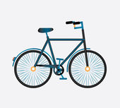 Bike design — Vector de stock