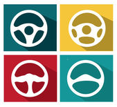 Driver design — Stock Vector