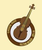 Projeto de música — Vetorial Stock