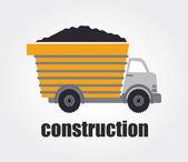 Stavební konstrukce — Stock vektor