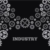 Projekt przemysł — Wektor stockowy