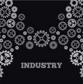 Průmyslu design — Stock vektor