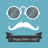 Fathers day design — Vetorial Stock
