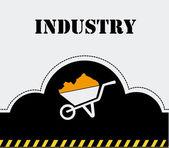Industry design — Stock Vector