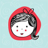 Child design — Stock Vector