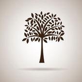 дизайн экология — Cтоковый вектор