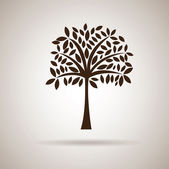Ekologi design — Stockvektor